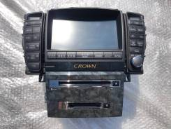Кондиционер салона. Toyota Crown, GRS180, GRS181, GRS182, GRS183, GRS184