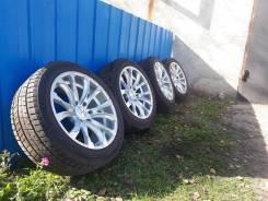 "Продам комплект зимних колес на Прадо, Лексус GX 470. 9.5x20"" 6x139.70 ET20 ЦО 106,1мм."