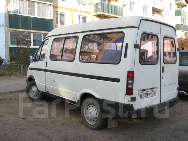 ГАЗ 22171. Продается автобус Газ 22171, 8 мест. Под заказ