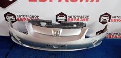 Бампер передний Honda Civic EU1 2001 год, D15B с дефектом