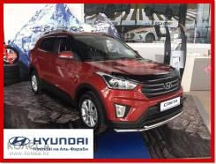 Дефлектор капота ( мухобойка) на Hyundai Creta 2016г- по наше время