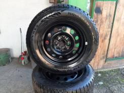 Продам комплект зимних колес на 14