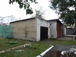 Гаражи капитальные. улица Воровского 38, р-н центральный, 18,0кв.м., электричество