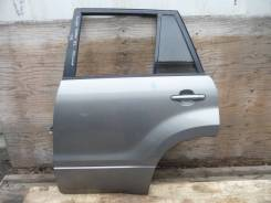 Дверь Suzuki Grand Vitara 2006-2014 задняя левая .