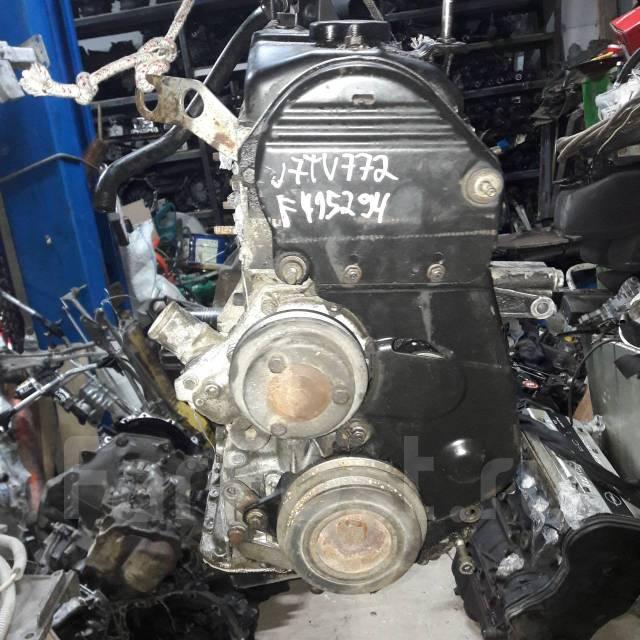 Двигатель J7T772