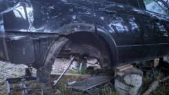 Порог правый Mitsubishi Outlander (CU) 2001 - 2006 стойка центральная