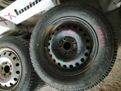 195/70R15 с дисками Honda HRV