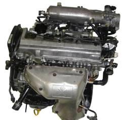 Двигатель в сборе 3S-FE Трамблер