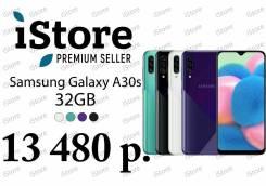 Samsung Galaxy A30s. Новый, 32 Гб, Черный. Под заказ