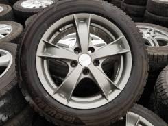 "Зимние колёса Yokohama Ice Guard ig50 205/60R16. 6.5x16"" 5x114.30 ET38 ЦО 73,1мм."