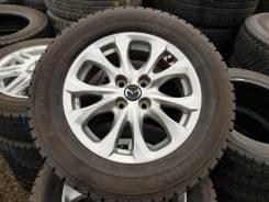 Зимние колёса Mazda оригинал 195/65R15
