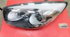 Передняя левая фара 92101-1Y311 на Kia Picanto