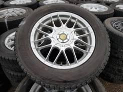 Зимние колёса Dunlop wintermaxx SJ8 225/65R17