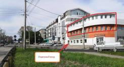 Сдам помещения под любой вид деятельности от 62.3 до 164,8 кв. м. 164,8кв.м., проспект 60-летия Октября 152, р-н Железнодорожный