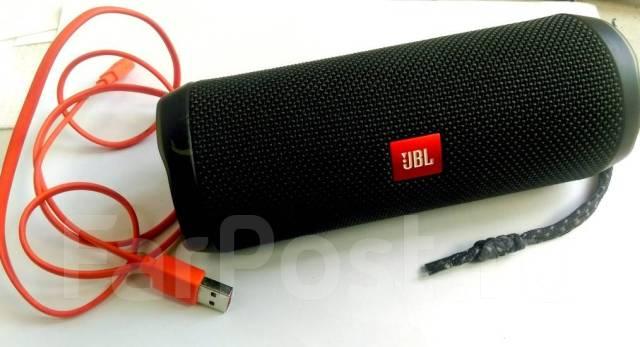 Колонка портативная JBL Flip4 ( Bluetooth )
