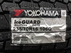 Yokohama Ice Guard G075, 235/70 R16 106Q