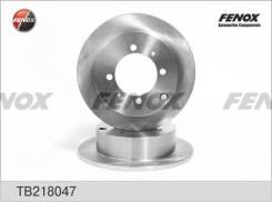 Диск тормозной Fenox TB218047 TB218047