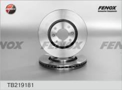Диск тормозной Fenox TB219181