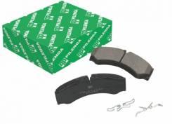 Колодки тормозные дисковые передние Pilenga FDP1148