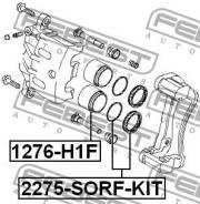 Поршень суппорта тормозного переднего Febest 1276H1F