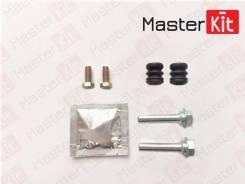 Комплект направляющих тормозного суппорта renault logan 04-, sandero, megane i, symbol 7701207961 Masterkit 77A1130 77A1130