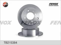 Диск тормозной Fenox TB215384