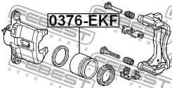 Поршень суппорта тормозного переднего Febest 0376EKF