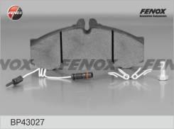 Колодки тормозные дисковые Fenox BP43027