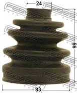Пыльник шрус наружный комплект 83x99x24 Febest 1217EFAT