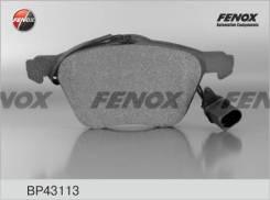 Колодки тормозные дисковые Fenox BP43113 BP43113