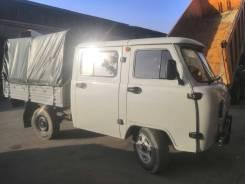 УАЗ-390945 Фермер. Продается , 2 700куб. см., 1 000кг., 4x4