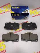 Колодки тормозные дисковые Hi-Q SP1222 [PF-1387]