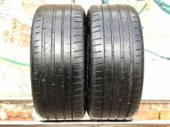 Michelin Pilot Sport 4S. летние, 2018 год, б/у, износ 30%