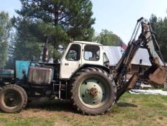ЮМЗ 6АЛ. Трактор ЮМЗ-6АЛ Экскаватор ЭО-2621А, 0,25куб. м.