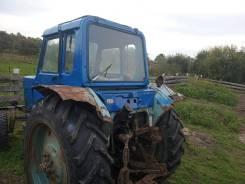 МТЗ 80. Трактор мтз80