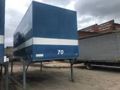 Schmitz W.KO. Продается будка БДФ изотермическая Schmitz WKO 7.45