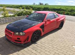 Крылья Передние. Nissan Skyline GT-R (R34) 1999- 2002