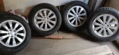 Продаю зимнюю резину Michelin на дисках Subaru