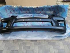 Передний бампер Lexus LX 2012-15