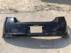 Бампер задний Toyota VITZ, KSP90, NCP91, NCP95, SCP90