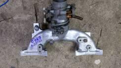 Коллектор впускной в сборе дроссельная заслонка Isuzu C240
