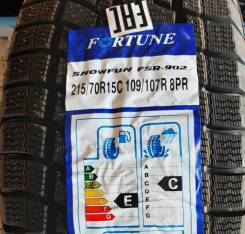 Fortune FSR-902, 215/70 R15 C