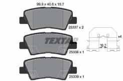 Колодки тормозные дисковые задние Textar 25337 01 Hyundai/KIA