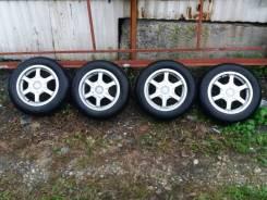 Комплект колес лето 185/65/15 на литье