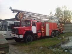 MG. Пожарный-автомобиль вышка Магирус, 6 000куб. см., 35,00м.