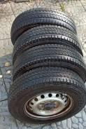 "Шины Bridgestone Blizzak VL1 145R12 LT на дисках 12"" 4B ET40"
