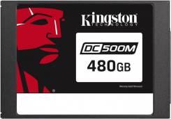 Твердотельный накопитель (SSD) Kingston 480Gb DC500M