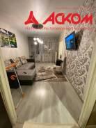 1-комнатная, улица Адмирала Горшкова 38. Снеговая падь, агентство, 35,8кв.м. Комната