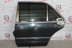 Дверь задняя левая на Mercedes S-Class W140 LONG