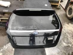 Дверь багажника без спойлера Subaru Forester SG5 SG9 SG 02-07
